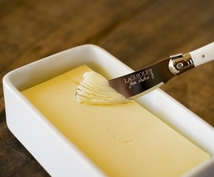 一手間で冷蔵庫のバターが、生クリームの様になります ★朝食のパンや料理をこのバターで幸せにスタートしませんか?