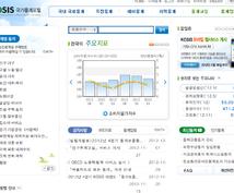 韓国の統計・データ・人物フロフィル・旬な話題などを探し、日本語で提供します。