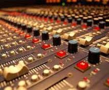 ボーカルの音質・音量補正(EQ・オートメーション・コンプ)、空間系(リバーブ・ディレイ)処理します