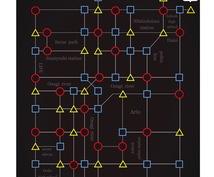 ポスターなどのグラフィック製作をさせていただきます シンプルでスッキリしたデザインが欲しい時に