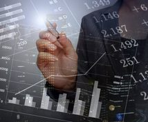目的のデータを算出・作成します IT系会社でサイト運用してきた分析スキルを活かします。