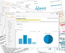 貴社WEBサイトの分析をまとめて行います 30社以上の顧客WEBサイト改善を行ってきたプロがサポート