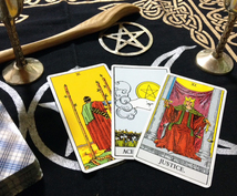 タロットで貴方の未来を占います 魔女団体に正式参入している魔女が鑑定します。
