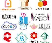 修正回数無制限 オリジナルロゴ作ります お店や事業のロゴ作りをお手伝いします。名刺データも承ります。