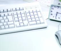 PDF・手書きデータ等 入力代行いたします 忙しい方やWord、Excelが使えない方に!