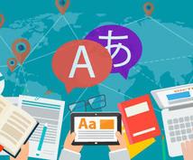 日本語⇄英語を翻訳ソフトを使わずに、翻訳します ネーティブ英語で正しく、かっこよく翻訳します