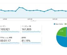 【1万表示保証】約15万PVのサイトに1ヶ月間広告を掲載します【サイドバー追従広告】