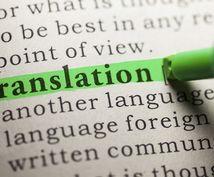 ビジネスから簡単なメッセージまで幅広く翻訳します 海外の友達にメールを送りたい時!仕事でどうしても不安な時に!