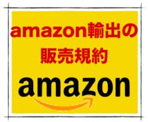 amazonで売ってはいけないものお教えします Amazon輸出の販売規約について!