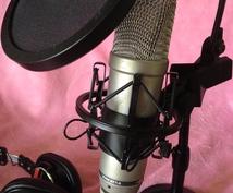 プロのナレーションをお届けします アニメやゲームに出演経験のある声優がプロの音声をお届けします