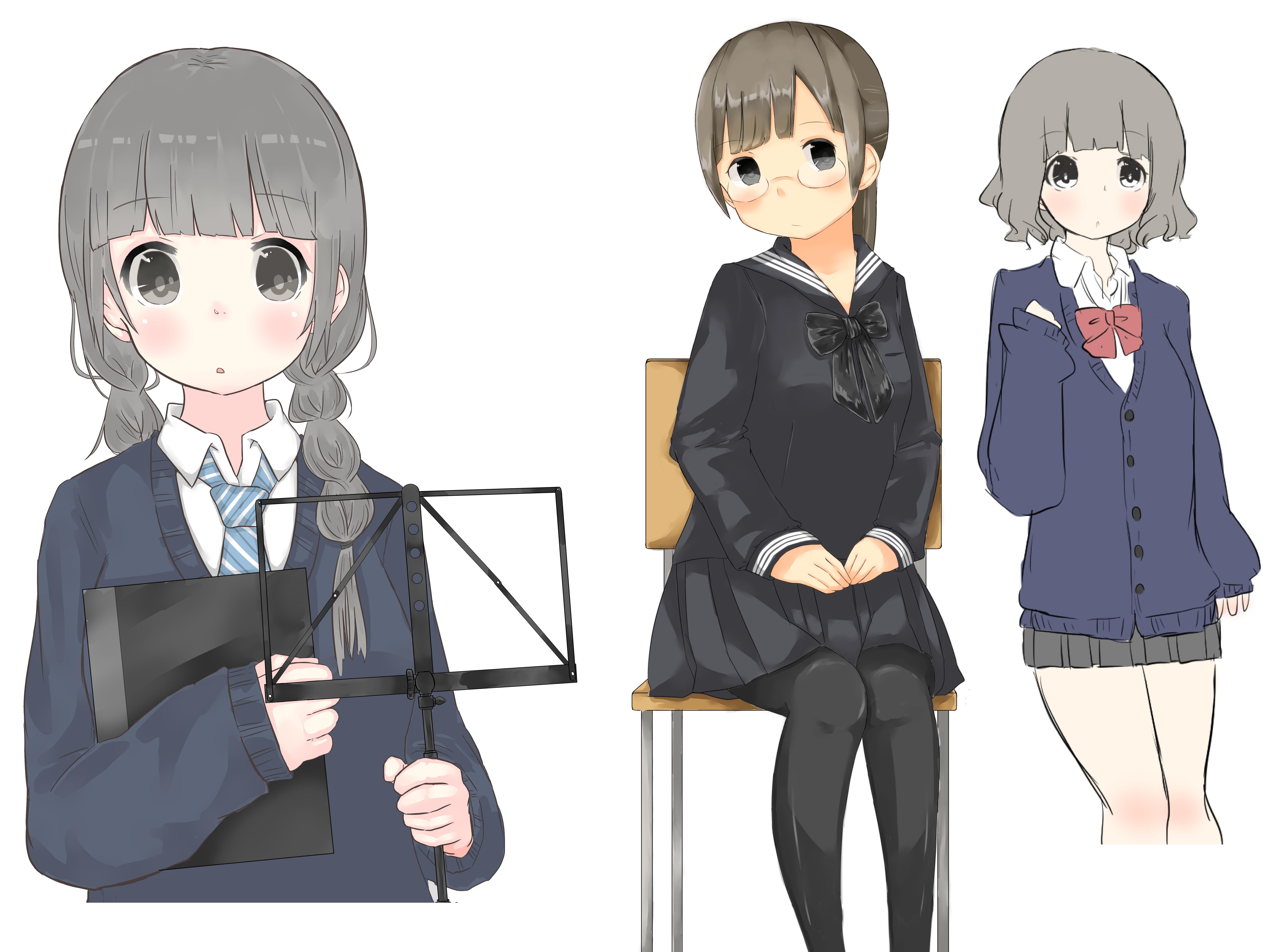 女子高生イラスト描きます!|イラスト作成 | ココナラ